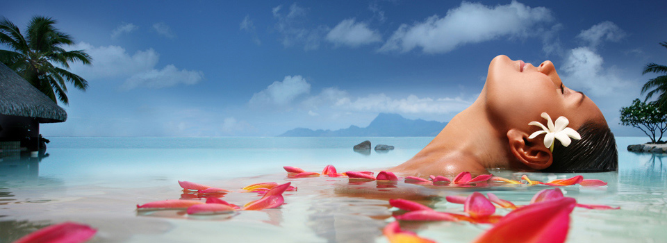 Spa experience in Tahiti