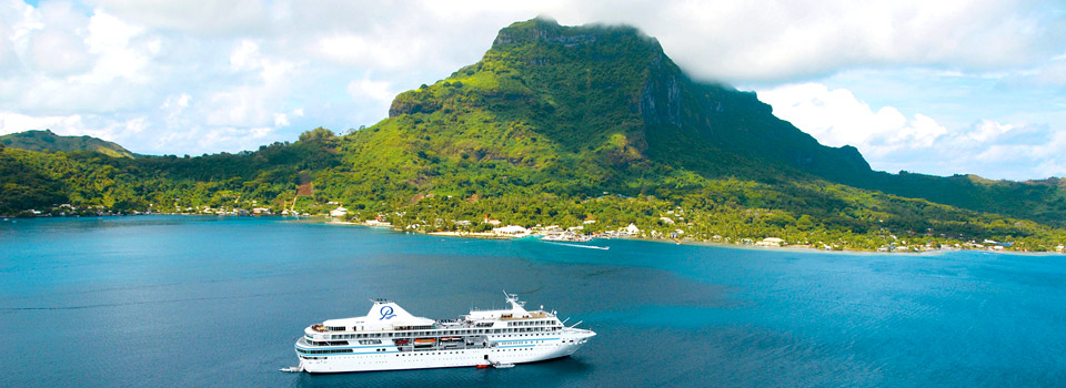 Paul Gauguin Cruises Tahiti