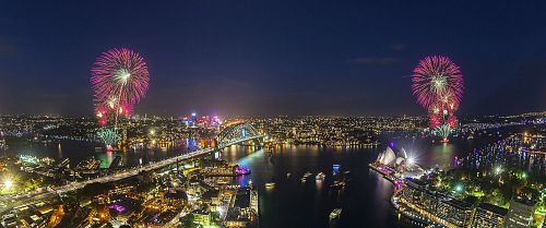 Spend New Year's Eve in Sydney, Australia! Sydney's NYE Celebrations are Famous Around the World
