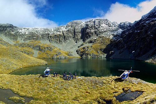New Zealand Hike - Vacation Package - Guided Tour - Luxury Guided Tours New Zealand