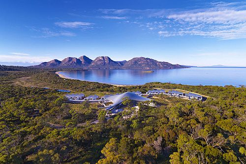 Saffire - Freyciney - Tasmania Luxury - Vacation Package - Unique Hotels Of The World - Australia and Tasmania