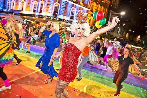 Gay Vacation Packages: Sydney Gay and Lesbian Mardi Gras