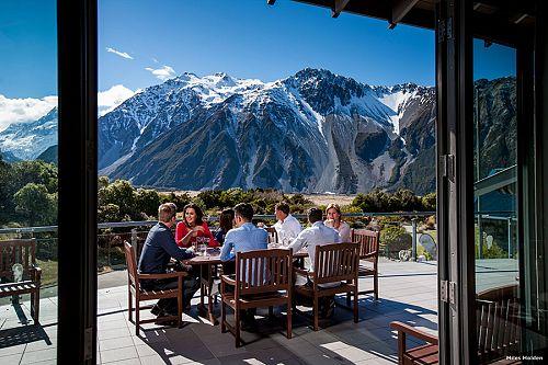 South Island New Zealand Vacation