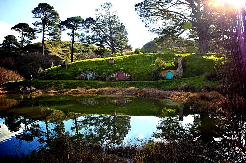 New Zealand Highlights: Middle Earth Tour