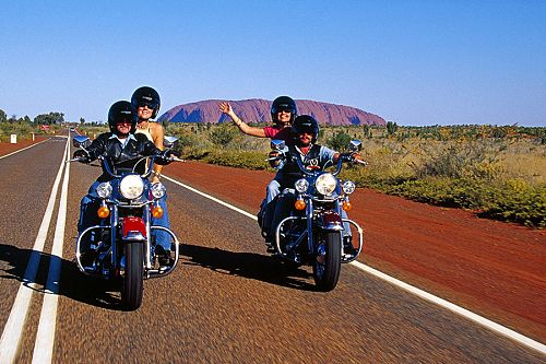Australia's Northern Territory - Uluru - Adventure - Northern Territory - Australia - Safari