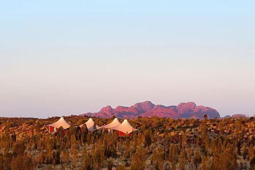 Australian Outback Vacation - Longitude 131