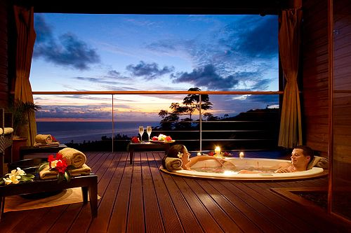 Fiji Honeymoon Package - Outrigger Bebe Spa