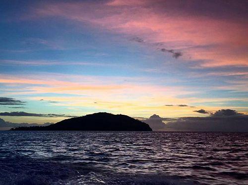 Fiji Sunset Yasawa Island - Shannon Bradley - Travel Fiji