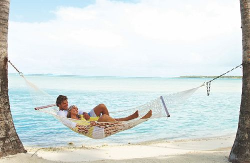 Romantic Cook Islands Vacation Nautilus Resort Rarotonga