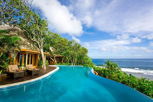 Luxury Fiji honeymoon - Namale Resort & Spa - All Inclusive Honeymoon