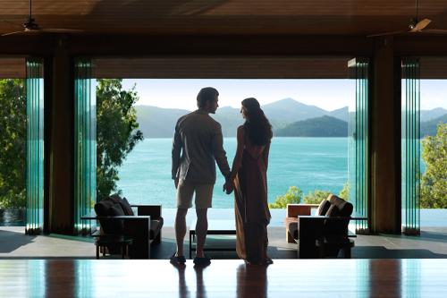 Luxury Great Barrier Reef - qualia resort Whitsundays