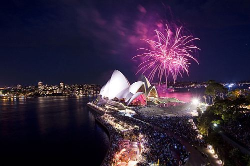 Sydney New Year's Eve Vacation