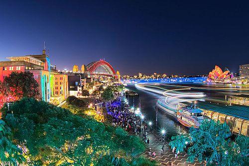 Sydney Vacation: Vivid Sydney Festival