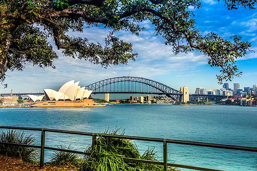 Australia Vacations Sydney - AEA Luxury Tours