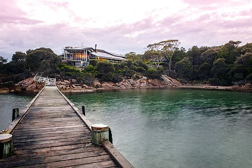 Australia Tasmania Vacations - Freycinet Lodge