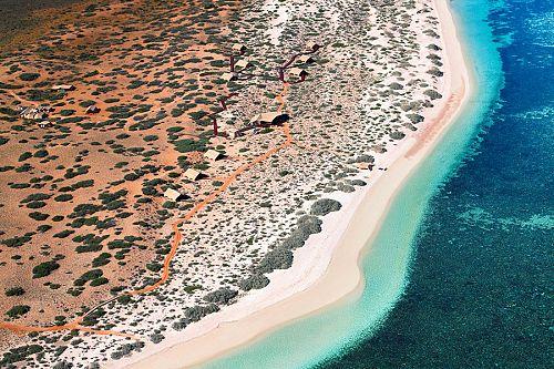 Australia Vacation Packages - Luxury Australia Trips - Sal Salis Ningaloo Reef