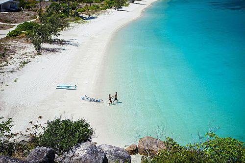 Australian Luxury Vacation: Reef to Reef Adventure - Lizard Island, Whitsundays, Great Barrier Reef
