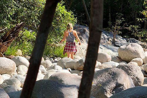 Silky Oaks Lodge - Mossman River Hiking - Vanessa Massey - Australia Travel Agents