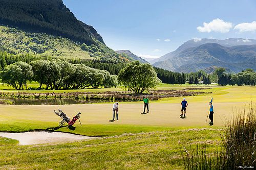 Millbrook Resort in New Zealand