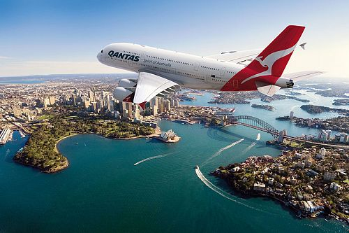 Qantas Airways - Book Your Trip to Australia with Down Under Endeavours