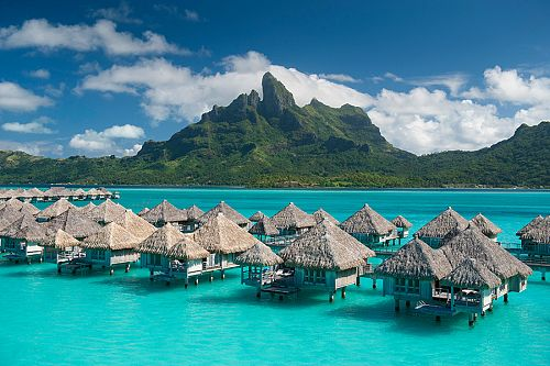 St. Regis Bora Bora Resort - Overwater Bungalow Vacation Tahiti