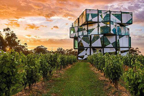 d'Arenberg Cube Wine Experience, McLaren Vale