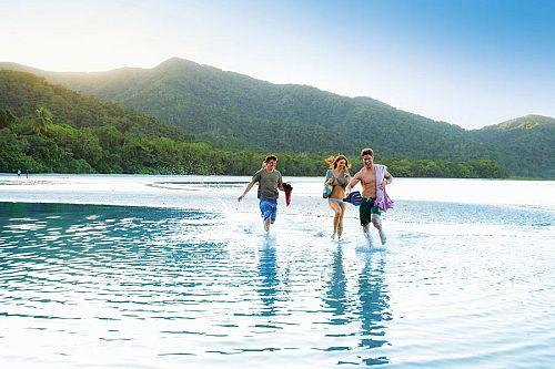 Cape Tribulation Beach, Queensland - Australia Reef, Rainforest, and Brisbane Explorer Package