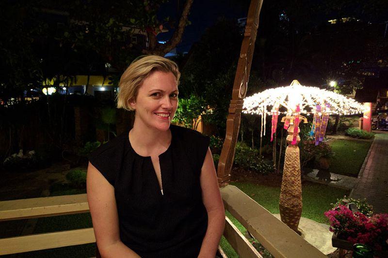 Australia travel agent - Candice Heckel