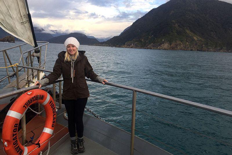 Australia travel experts - Laura Tober