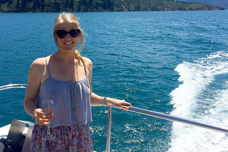 Australia New Zealand Travel Agency - Vanessa Massey - Travel Agents