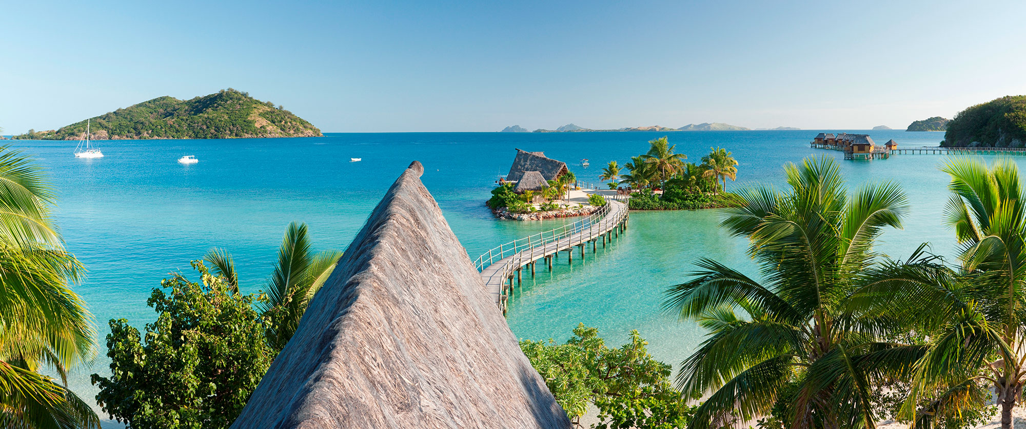 Fiji Overwater Bungalows: Fiji Beach Resort Vacation