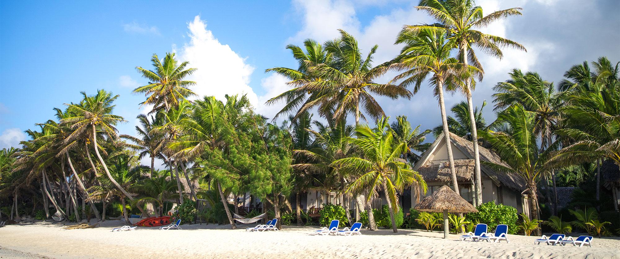 Cook Islands Overwater Bungalow Vacation - Little Polynesian Resort