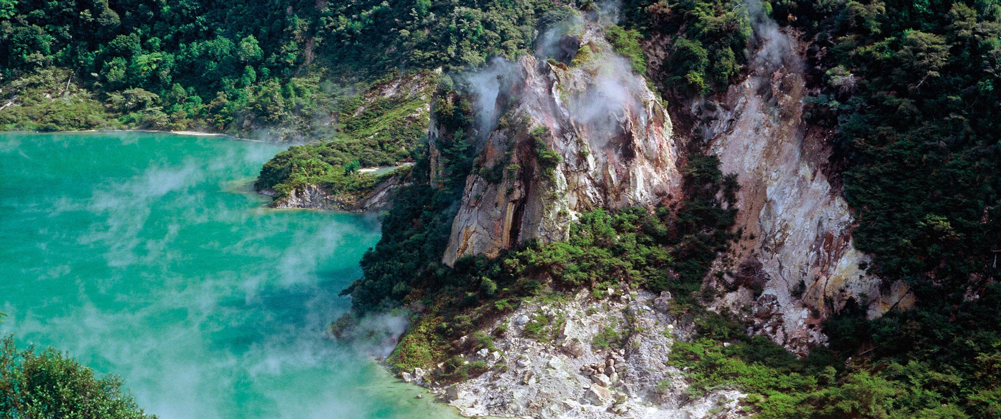 New Zealand Fiji Package Culture - Rotorua New Zealand
