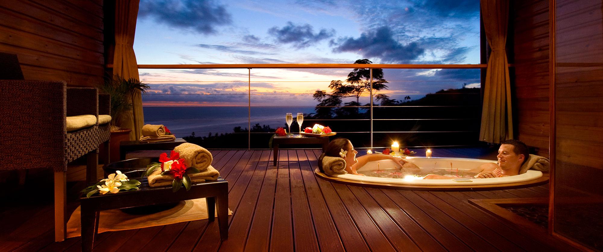 Fiji Honeymoon Package - Outrigger Bebe Spa