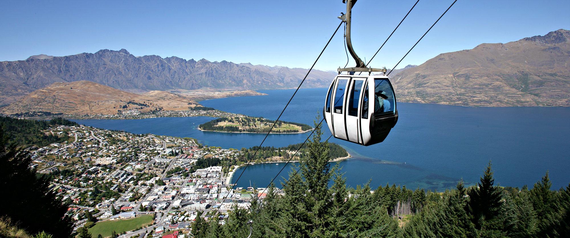 New Zealand Family Vacation: Queenstown Adventure