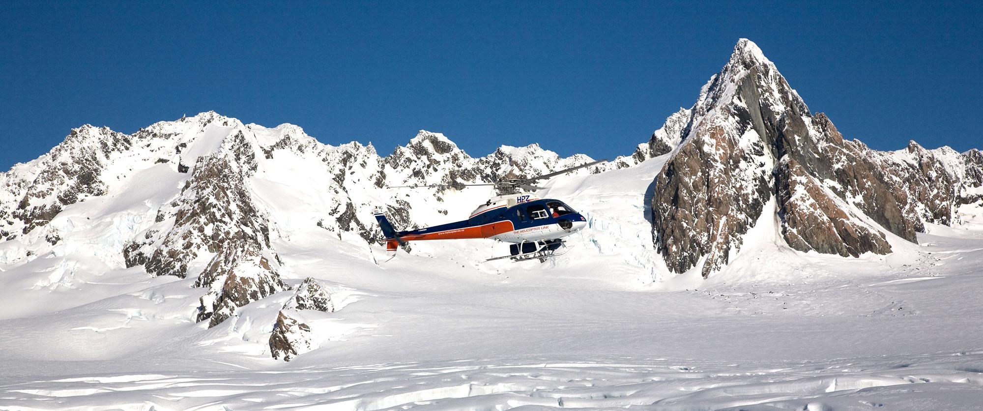New Zealand Honeymoon Package: Outdoor Adventure - Franz Josef Glacier