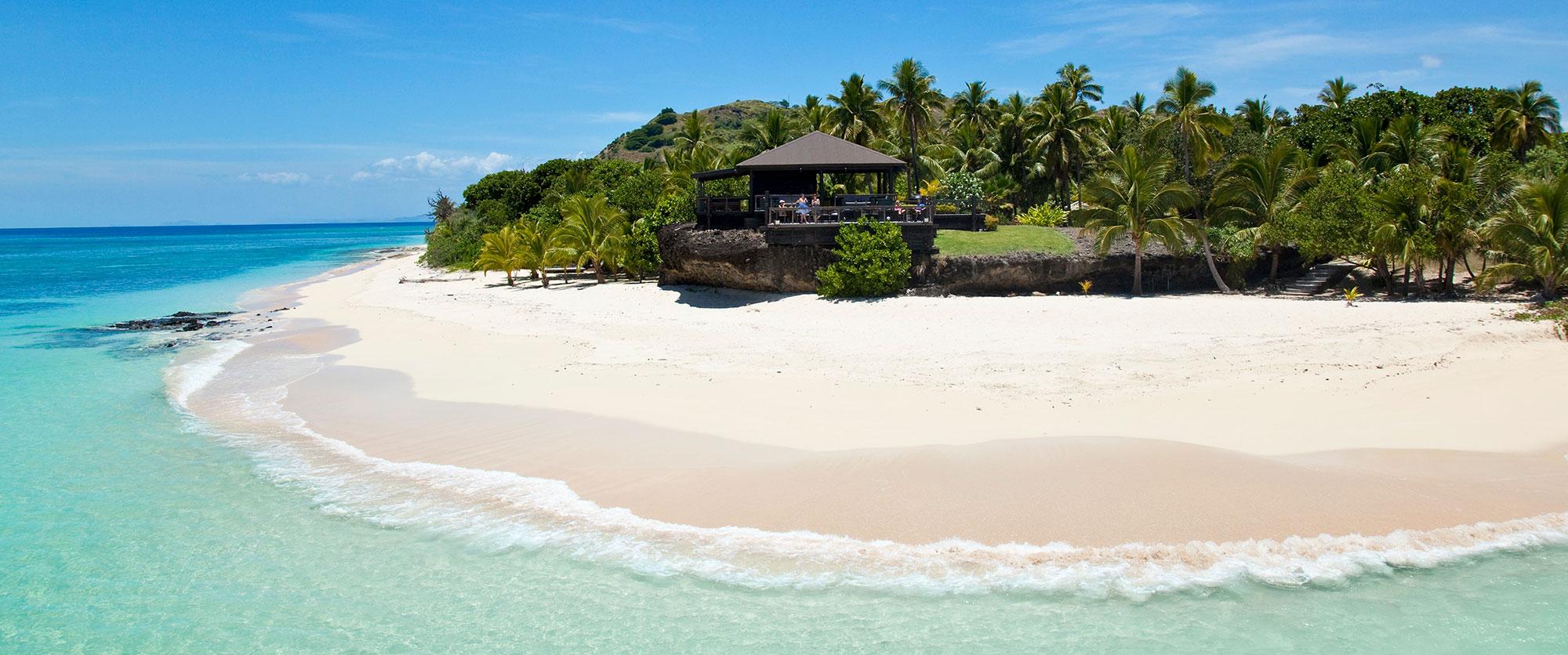 Destination Wedding: VOMO Island Fiji