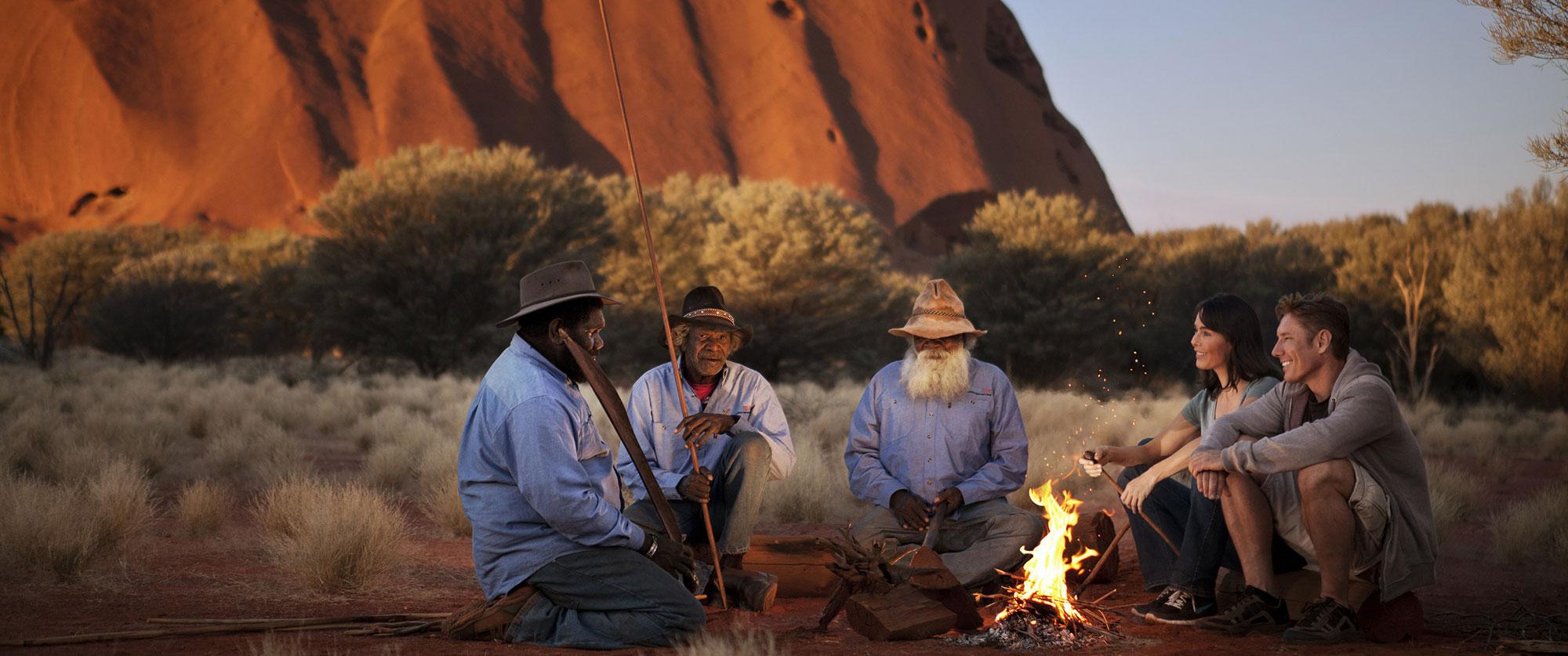 Aboriginal tours - Uluru