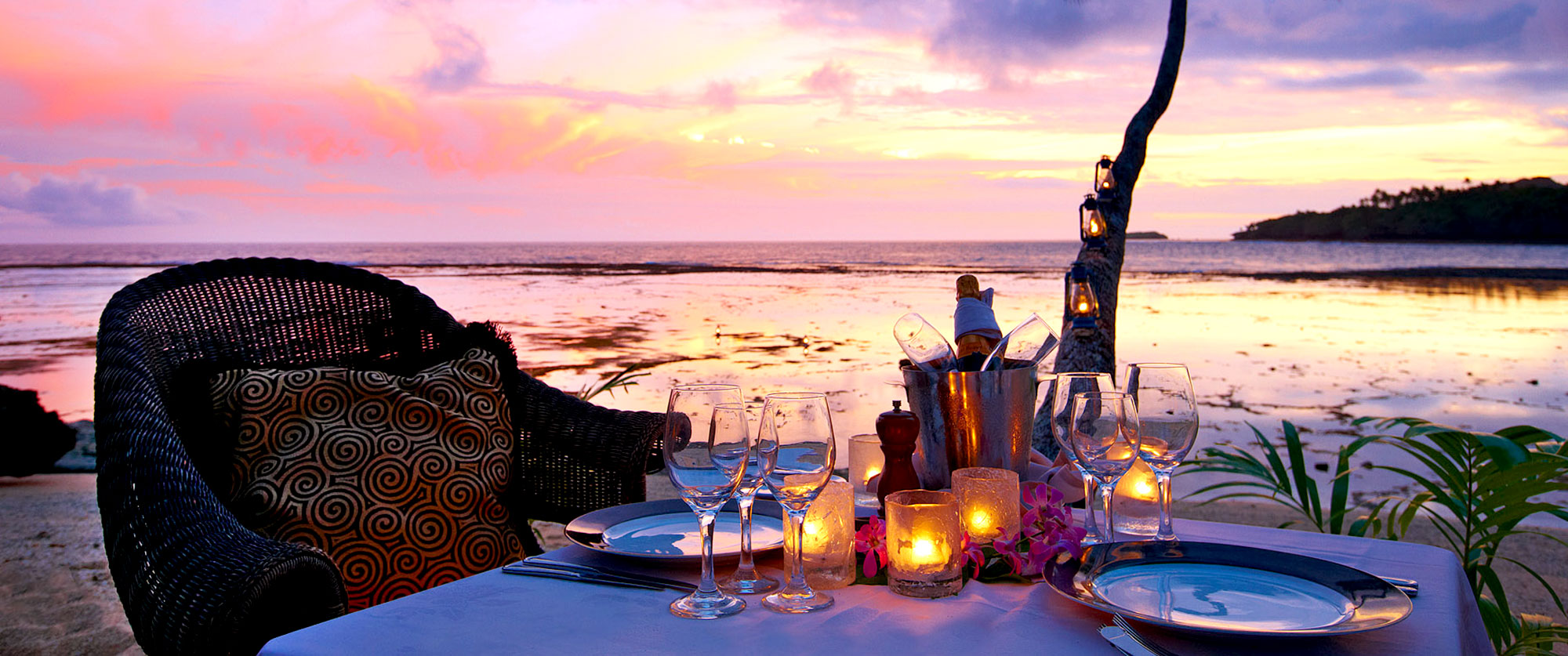 Fiji Honeymoon Island Escape - Namale Resort and Spa