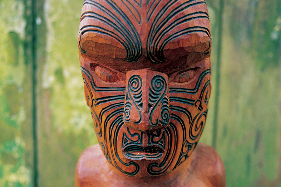 Maori Rituals: New Zealand Culture: Maori Tattoos