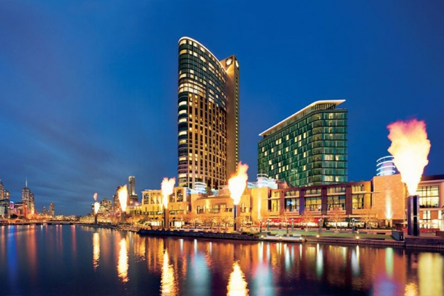 Crown casino melbourne accommodation packages