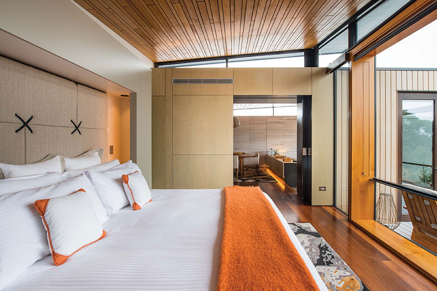 Saffire Freycinet, Tasmania Australia luxury lodge