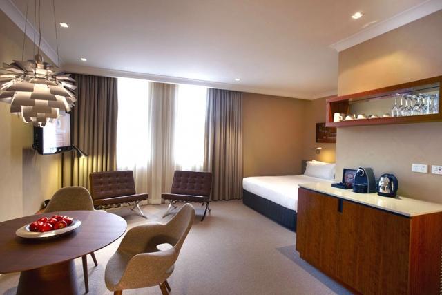 Grace Hotel Sydney How Many Rooms