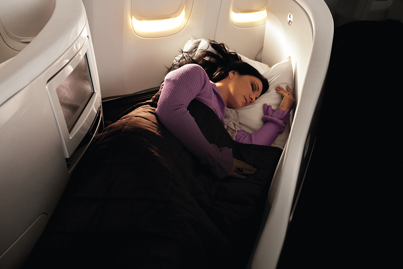 Fly Air New Zealand Business Premier to Australia