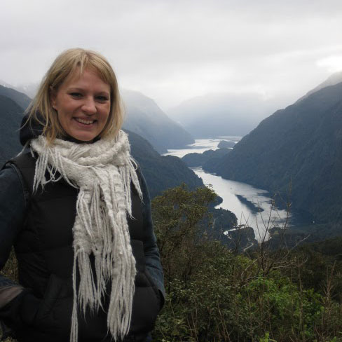 Australia New Zealand Travel Agents - Local Experts - Audra Hazners