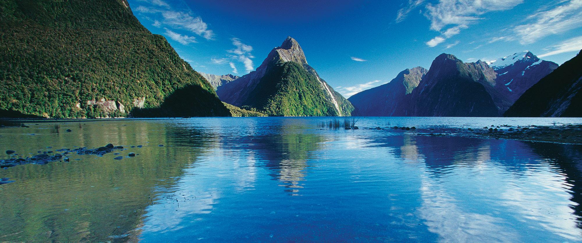 Honeymoon Adventure - New Zealand Cook Islands