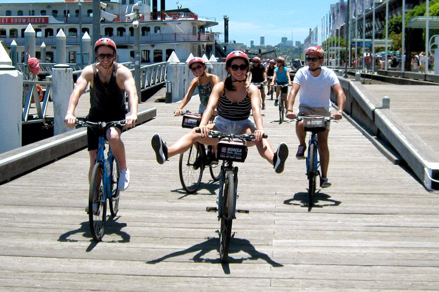 Sydney Australia Things to Do - Bonza Bike Tours