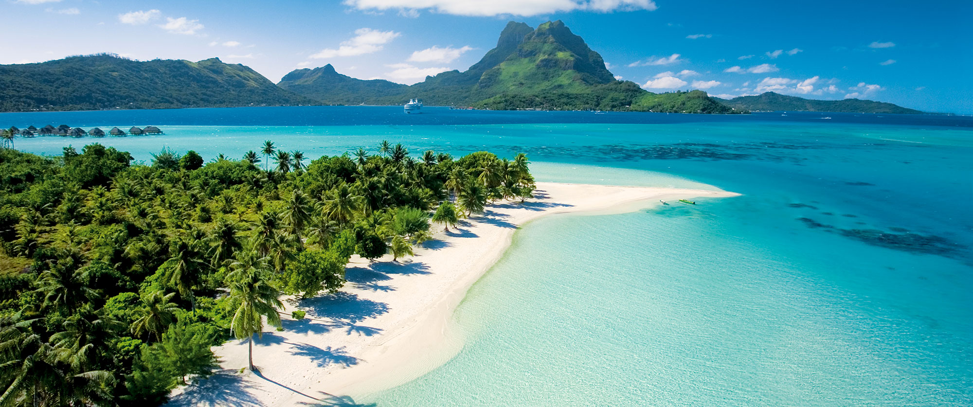 Tahiti Bora Bora Cruise Vacation