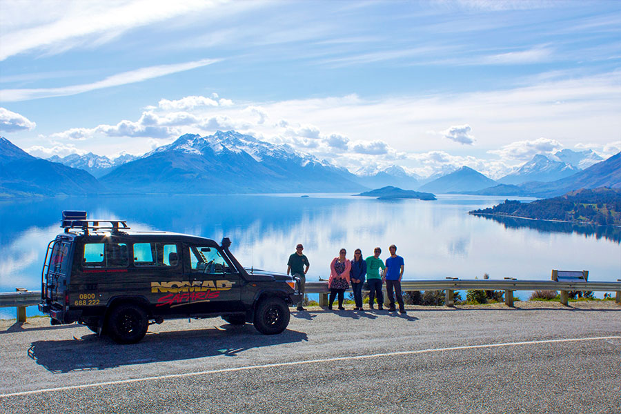 New Zealand Vacations - Nomad Safaris Lord of the Rings Tour