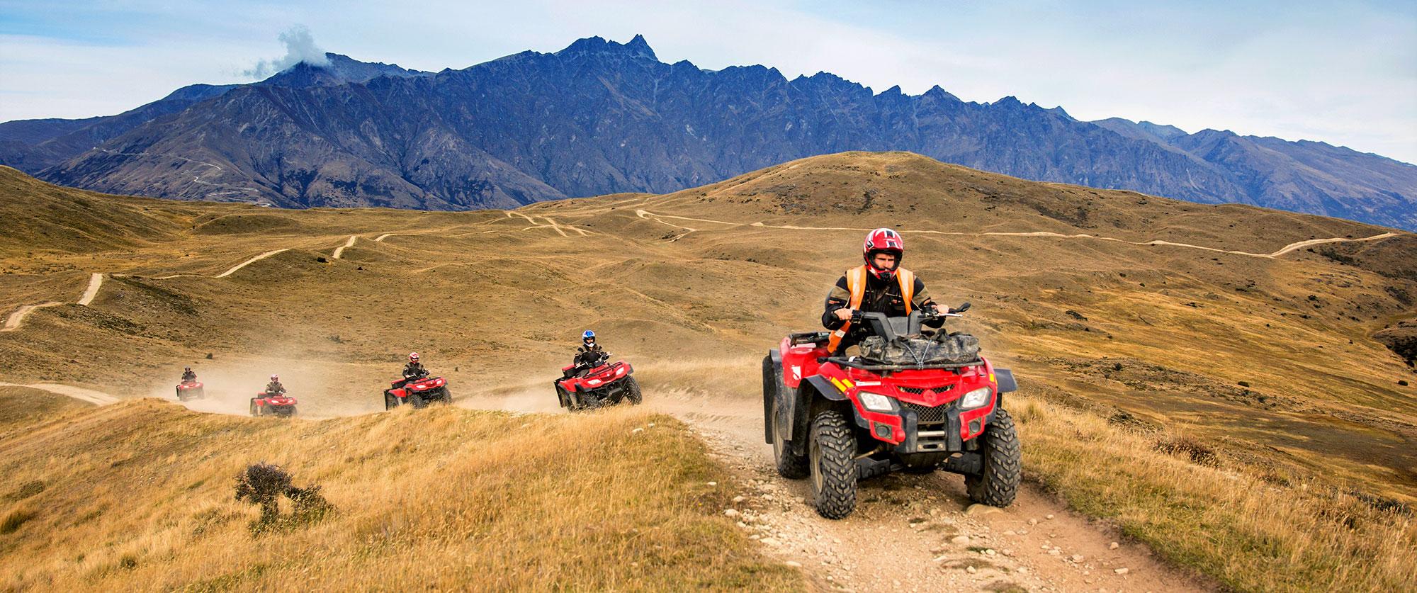 New Zealand Vacations - Nomad Safaris